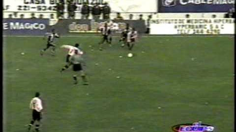 Alianza Lima 1 Sport Boys 1 (Clausura 1999)