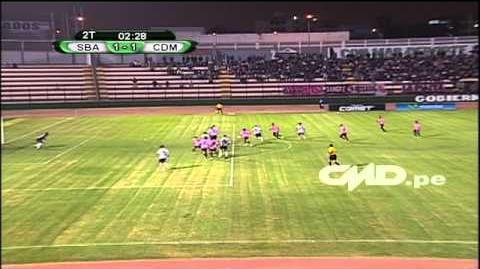 Sport Boys 2-1 Deportivo Muncipal (Fecha 9 - Segunda División)