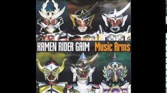 Kamen Rider Gaim - Never Surrender