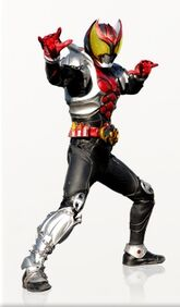 Kamen Rider Kiva (World of Kiva)