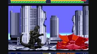 Godzilla Battle Legends - Godzilla's March Theme Final Boss Rush HD Extended w DL Link