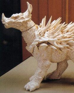 Anguirus 2001 Model - SokogekiAngira