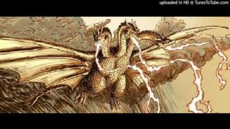-WZRP- King Ghidorah V Roars