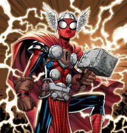 Spider-Man Thor
