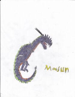 Majun (Colored)