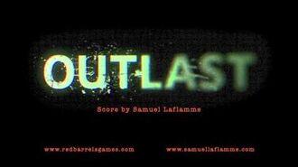 OUTLAST OST 1st Anniversary Edition 1 CHRIS WALKER