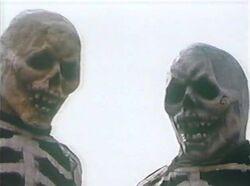 Skeleto-Men
