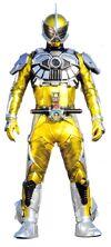 Kamen Rider Accel Booster Form