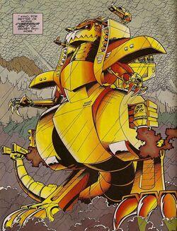 Cybersaur