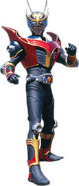 Kamen Rider Ryuki Survive Form