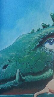 Gamoni Blue Eyes
