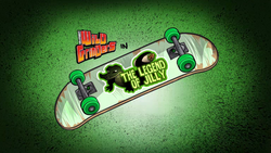 Jilly Title Card