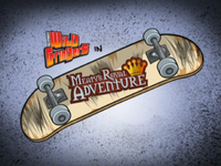 Meaty's Royal Adventure Title Card