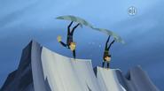 Bros Manta-Skating