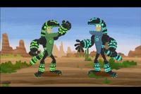 Gila Monster Power