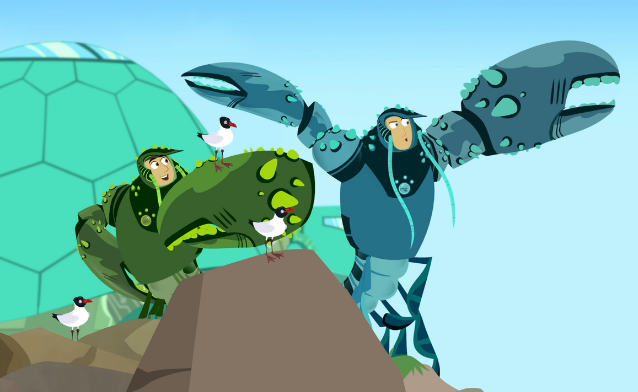 Image Lobster Power 6 Png Wild Kratts Wiki Fandom