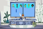 Team Score board