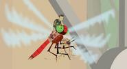 Masquito Dragon.Wild Kratts