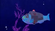 Parrot fish Robot