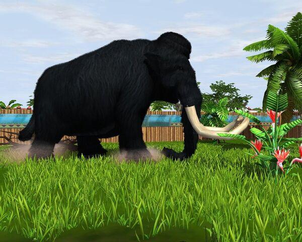 File:Black mammoth by blitzwing83-d3e6azz.jpg