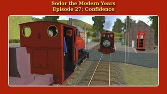 Sodor the Modern Years- Confidence