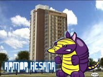 Armor Hesana