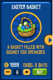 Bunnie's eggs