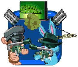 Green hornet event 1