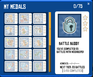 MedalPAGE
