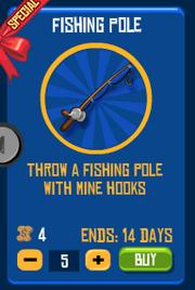 Fishingpole