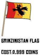 Grimzimistan flag