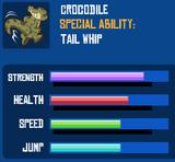 Crocstats