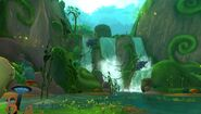 Celestial Falls