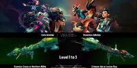 Level Progression Guide