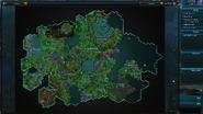 Celestion map