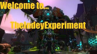Welcome to TheIndeyExperiment