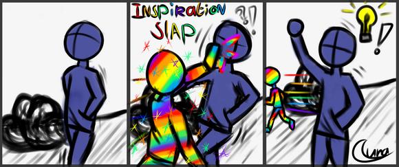 Comic luna Inspiration