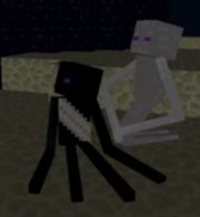 White enderman