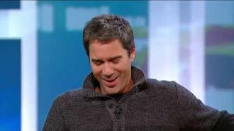 Eric McCormack on George Stroumboulopoulos Tonight (2012)