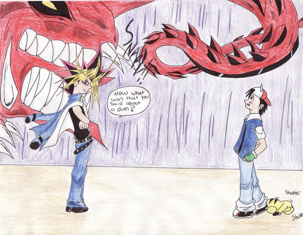 File:Yugioh vs Pokemon by darkangelatem.jpg