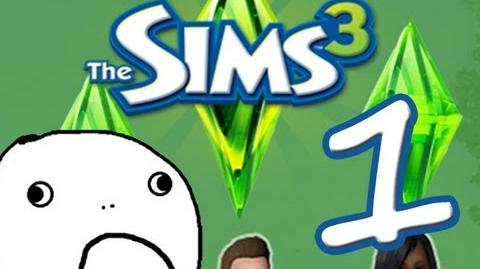 """Sims 3 Let's Play! Episode One """"Fresh Start!"""""""