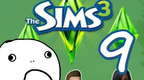 """Sims 3 Let's Play! Episode Nine """"I Hate Dorie"""""""