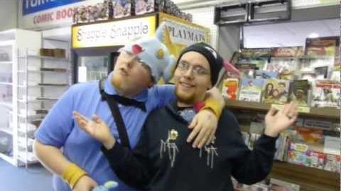 Marriland & Bro play the Pokemon TCG!