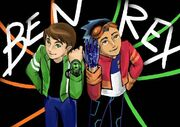 Ben 10 vs generator rex by reinrassic the 5th-d4au775