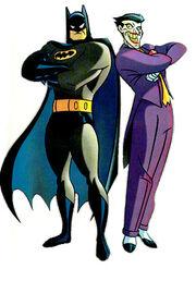 Batman joker clipart