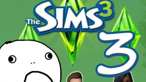 """Sims 3 Let's Play! Episode Three """"Who Is This Nancy?"""""""