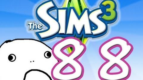 """Sims 3 Let's Play! Episode Eighty-Eight """"Gym, Love, & Partying"""""""