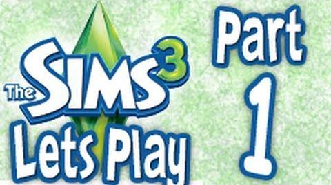 Let's Play! Sims 3 - Ash Ketchum and Tits MacGee - Part 1