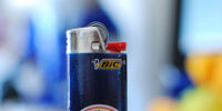 Will It Blend?:Bic Lighters