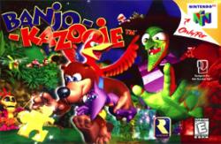 Banjo Kazooie Cover